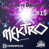 mektro - Welcome to Dreamland 15