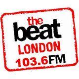 @DJCindeRella on #TheBeat1036 10.07.2017 1-4pm