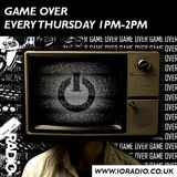 GAMEOVER with Player One on IO Radio - 051219