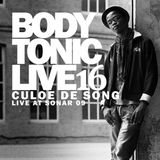 BodytonicLive 16 : Culoe De Song