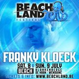 FRANKY KLOECK @ BEACHLAND 2017 (30 YEARS ILLUSION STAGE)