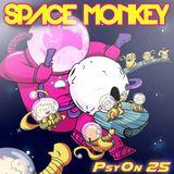 Space Monkey - PsyOn 25