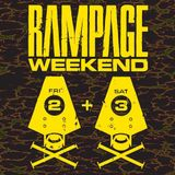 Turno & Upgrade @ Rampage Weekend - 2018