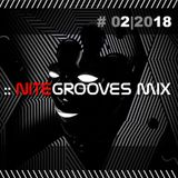 :: nitegrooves mix | Deep House, Tech House & Progressive House | 02/2018