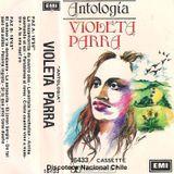 Violeta Parra:Antología.16433. Emi.Argentina. 1982