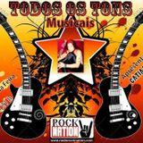PROGRAMA TODOS OS TONS COM CATIA ROCK  25-04