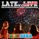 Late and Recorded - E39 - Late and Live Mix (2nd November 2012)