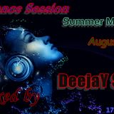 Trance Session_ Summer Mix  August 006 mixed by ÐeejaY Stef. 17.08.2013.