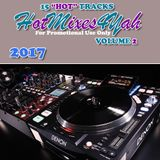 VA-Hot Mixes 4 Yah! #02 (2017) mix edition
