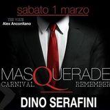 Dino Serafini @ Carnival Remember - (at 4 Vele), Pescara - 01.03.2014
