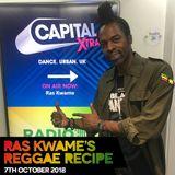 Reggae Recipe - 07/10/18 (Reggae / Dancehall / Bass / Bashment / Afrobeats)