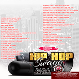 DJ DOTCOM_HIPHOP SWAGG_MIX_VOL.18 (APRIL - 2017 - CLEAN VERSION)