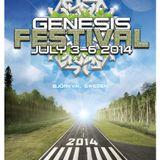 A taste of Genesis 2014 (Progressive DJ-mix 140623)