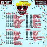 AUDIOMATIQUES @ ELROW SINGER MORNINGS, OFF WEEK - VILADECANS (BARCELONA - ES) 19.06.2016