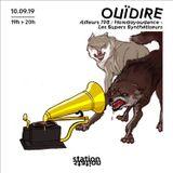 Ouïedire Ailleurs 198 : Howdoyoudance - Les Supers Synthétiseurs