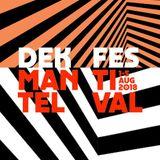 DJ Bone at Dekmantel Festival (Amsterdam - NL) - 5 August 2018