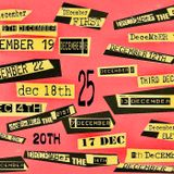 The Del Strangefish Show Punk Rock Advent Calendar