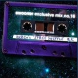 "Swooner mix no. 16: ""Space Shuffle"" by Rubio"