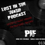 LOST IN THE WASH PODCAST 013 - PIF