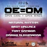Darius Aleksandar @ Open Ears = Open Minds Mix 002 - 06:07:14