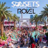 Sunsets Mixed by Rovel. The Sunset #006 Live at Room 376 Part 2