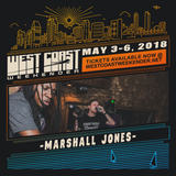 Marshall Jones - Exclusive Mix for West Coast Weekender 2018