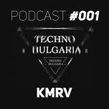 KMRV - TechnoBulgaria PodCast #001