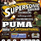 26.01.2008 - CSO Pedro - Supersonic & Puma LP - Dub Fi Dub
