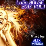 AJ Medina - Latin House Vol.1 www.ajmedina.com
