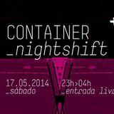 2 Years Of Con+ainer Music @ Casa da Música, Porto w/ Ludovic, Dupplo and Mould Back2back