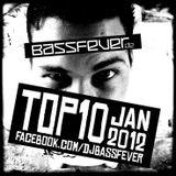 BassFever - Top 10 JAN 2012