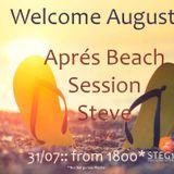 Aprés Beach Session Live 31/07/2015