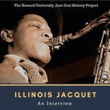 Illinois Jacquet Interview Part 1
