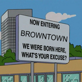 Browntown (2nd February 2018)