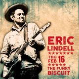 Eric Lindell - The Funky Biscuit - Boca Raton, FL - 2017-2-16