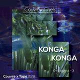 Couvre x Tape #28 - Konga Konga