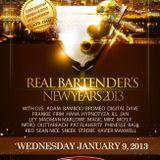 Bartenders' NYE Set
