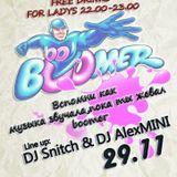 DJ Snitch - Boomer Party @ Joys Bar Moscow 29.11.14