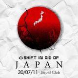 Richter @ In Aid of Japan,Liquid Club,Malta (EU) 30/7/2011