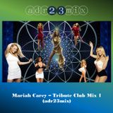 Mariah Carey - Tribute Club Mix Vol. 1 (adr23mix)