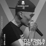 22/08/2018 - DJ Finn & MC Lippy W/ ILA B2B Medusa - Mode FM