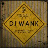 SUBSTANTIV podcast 010 - DJ WANK