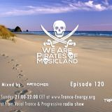 Strömer pres. We are Pirates of MusicLand 120 exclusively on Trance Energy Radio [5.07.2015]