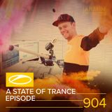 A State of trance 904 with Armin Van Buuren