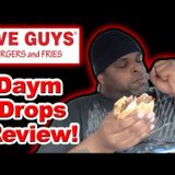 When George Met the FIve Guys Burgers and Fries Reviewer!