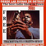 PODCAST 002 - SEASON 2 -S.T.R.E.S.S. @ Desde Las Ruinas de Detroit ( Opening Party - Ona de Sants )