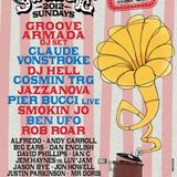 Rob Roar LIVE @ We Love Space (Sunset Terrace) Ibiza 1-7-12