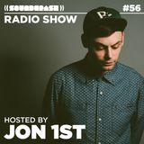 Soundcrash Radio Show #56 – Jon1st