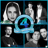 Unity Brothers Podcast #203 [GUEST MIXES BY XENIA GHALI, DIVOLLY & MARKWARD, THE TRIXX]