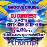 Dj Keith Christopher - ManPretty Thoughts (Official Groove Cruise 2015 DJ Contest Submission)